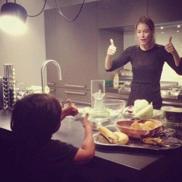 doutzen kroes smoothies