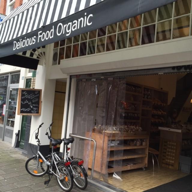 Delicious Food Organic