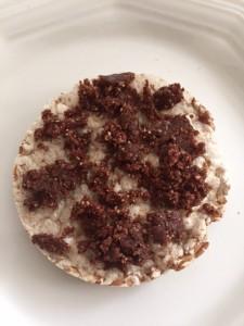 chocoladepasta zonder geraffineerde suikers