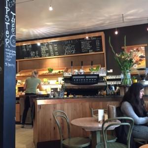 Lunchen bij Bagels en Beans in Breda