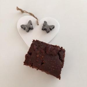 Brownies zonder geraffineerde suiker